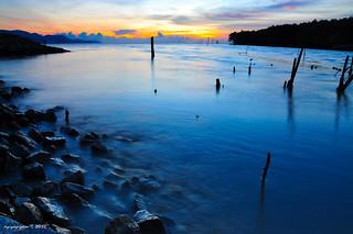 The blue hour | by azizazizam
