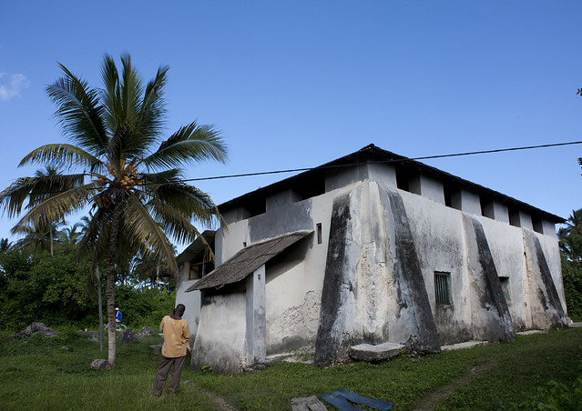 Kizimkazi Mosque, Zanzibar, Tanzania