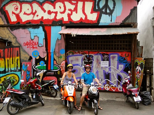 Motorbiking in Chiang Mai | by traveling9to5