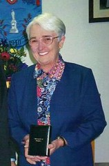 1985 Gawler Citizen of the Year Award - Rita Argent