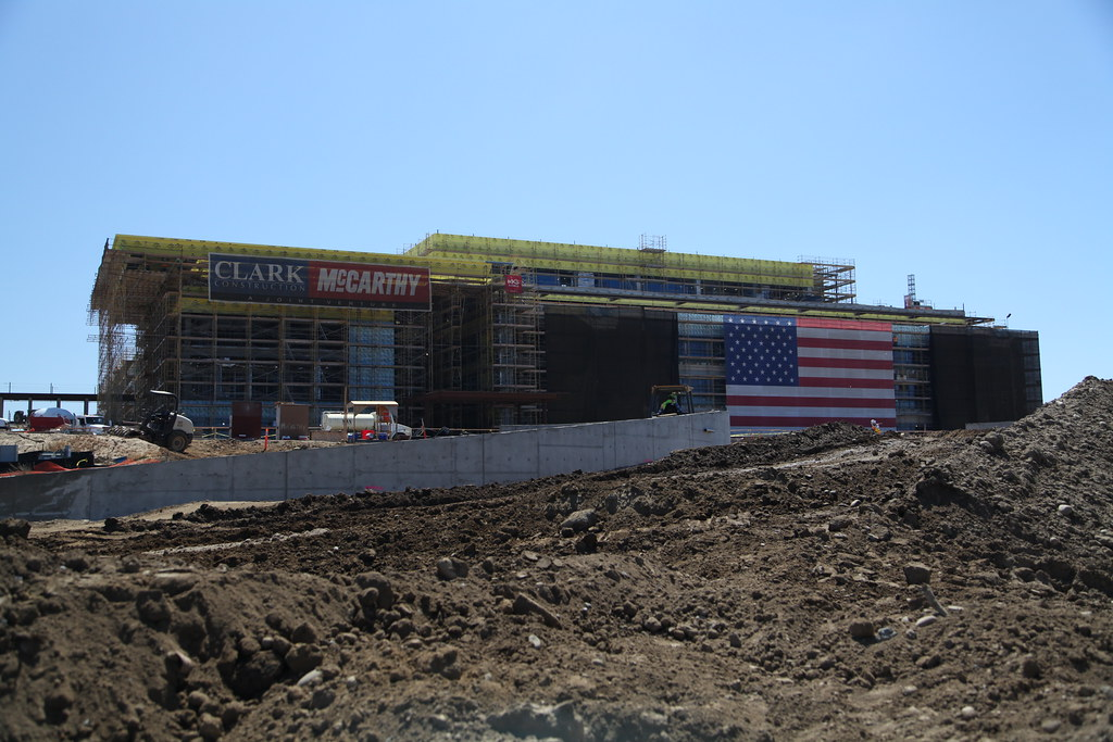 Camp Pendleton Naval Replacement Hospital Construction Pro