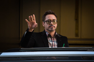Tony Stark - Robert Downey Jr | by Justin in SD