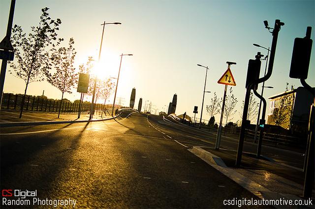 Sunset Street...