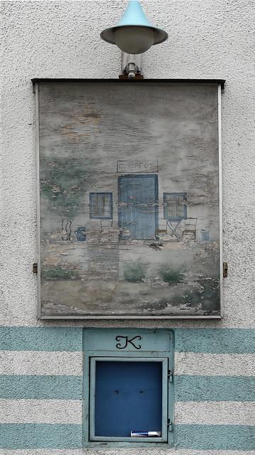 Abandoned Greek Restaurant in Vienna