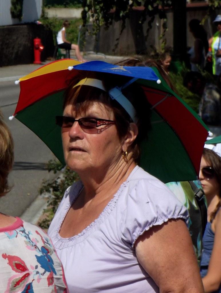 plus de photos 1ca47 2d147 Casquette, parapluie, parasol?   Jean-Claude Gonsior   Flickr
