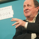 James Naughtie   The former presenter of the Today programme introduces his new spy novel © Alan McCredie