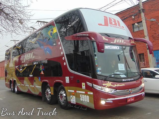 JBL Turismo N°5900
