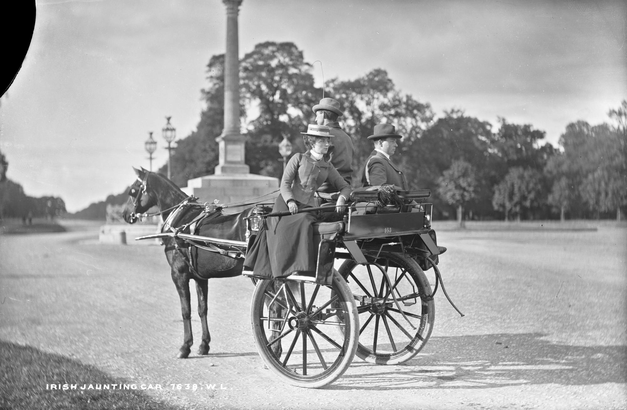 Irish Jaunting car