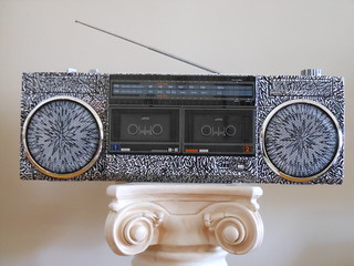 sharpie boombox! | by melisssne