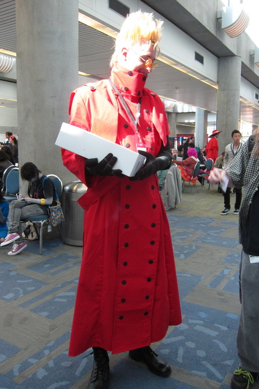 Vash The Stampede With Psycho Donuts Jasmine Singh Flickr