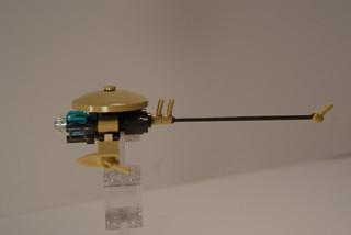 Alien Sniper Drone