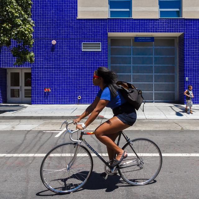 Sunday Streets June 2012: #0000FF