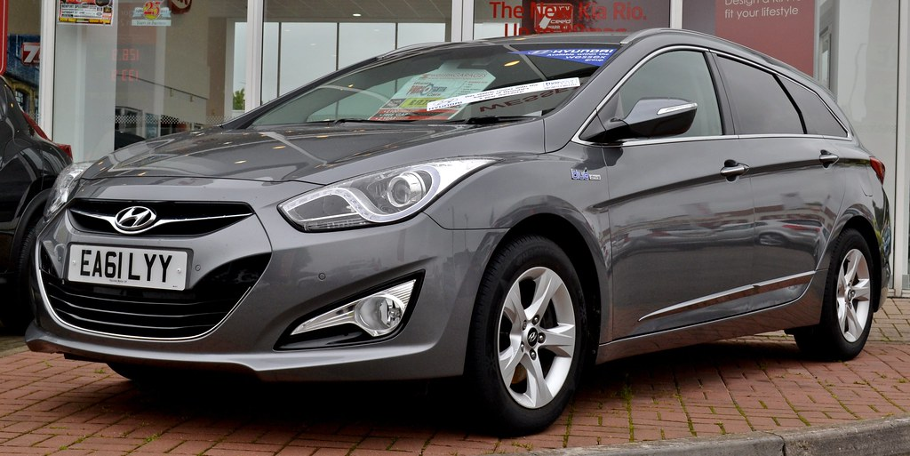 Hyundai I40 Estate