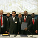 Signing Ceremony for ITU TELECOM WORLD 2012