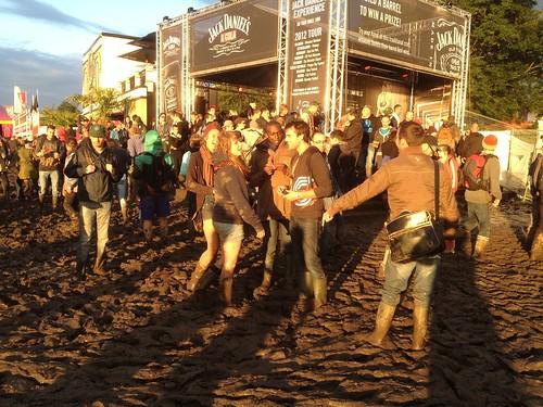 dour festival belgium summer concert mud gadoue