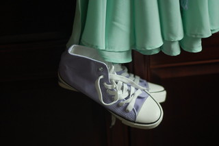 lilac chucks | by this lyre lark
