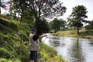 Fishing at Westbrook