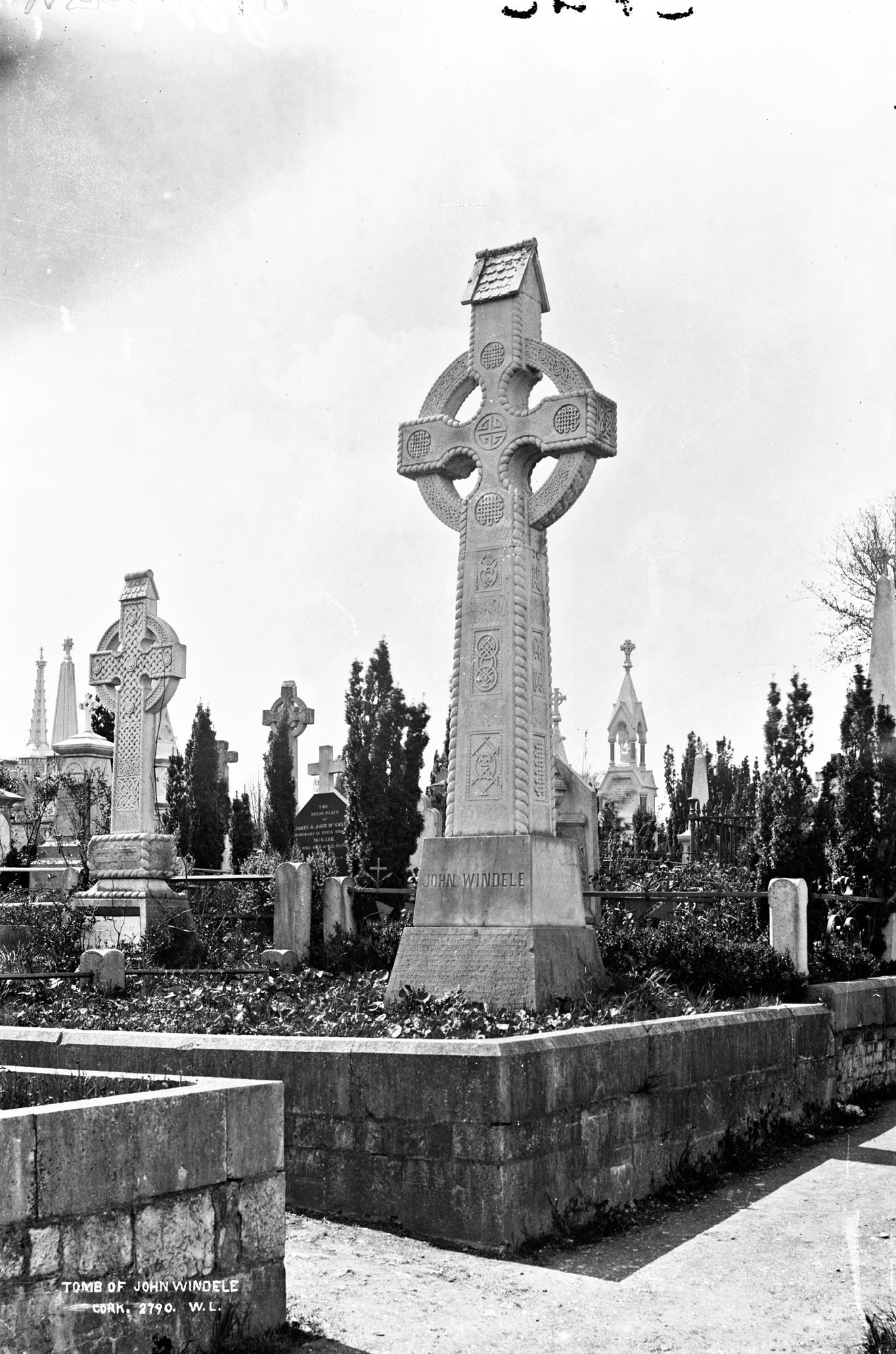 John Windele's Tomb, Cork City, Co. Cork