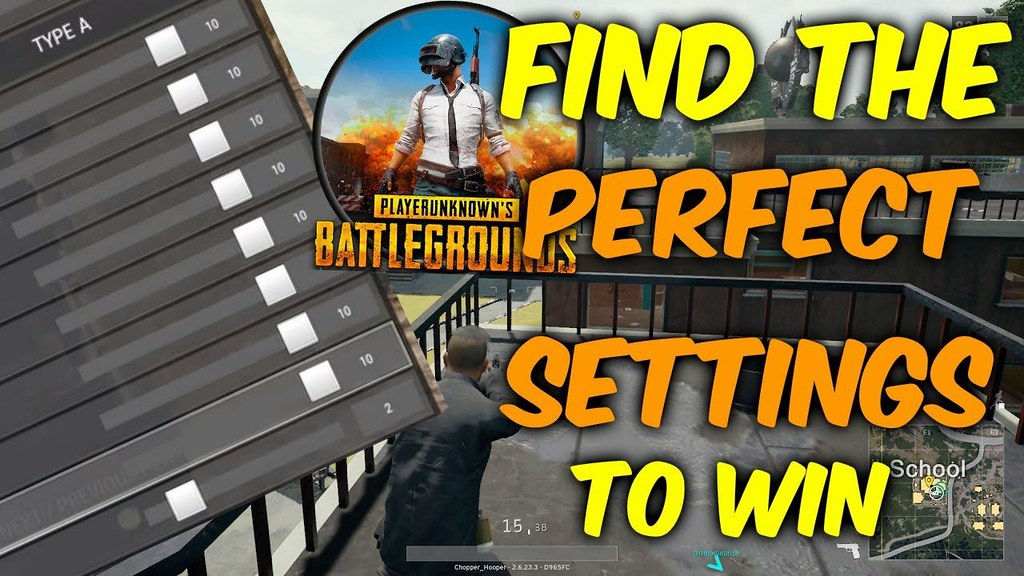 PUBG TIPS - BEST SETTINGS TO WIN - PUBG XBOX ONE GAMEPLAY | Flickr