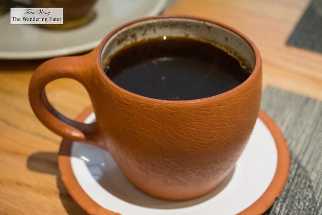 Oaxacan style coffee