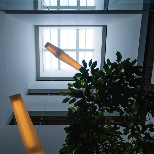 ACXT Arquitectos. Madrid Idom Office #11