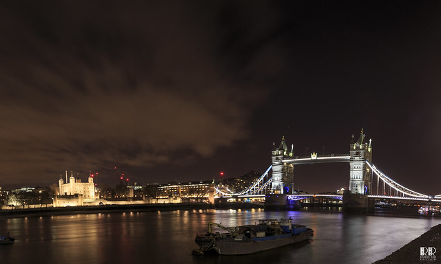 The Tower Bridge (Londres)