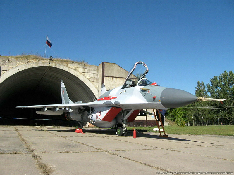 MiG-29SMT Fulcrum 1