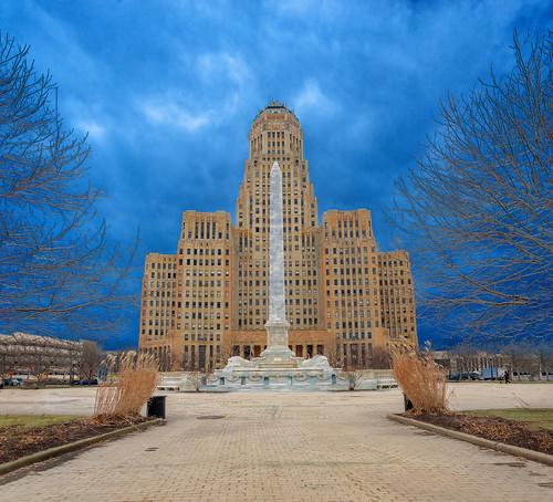 Buffalo City Hall (Buffalo, New York) | Buffalo City Hall ...