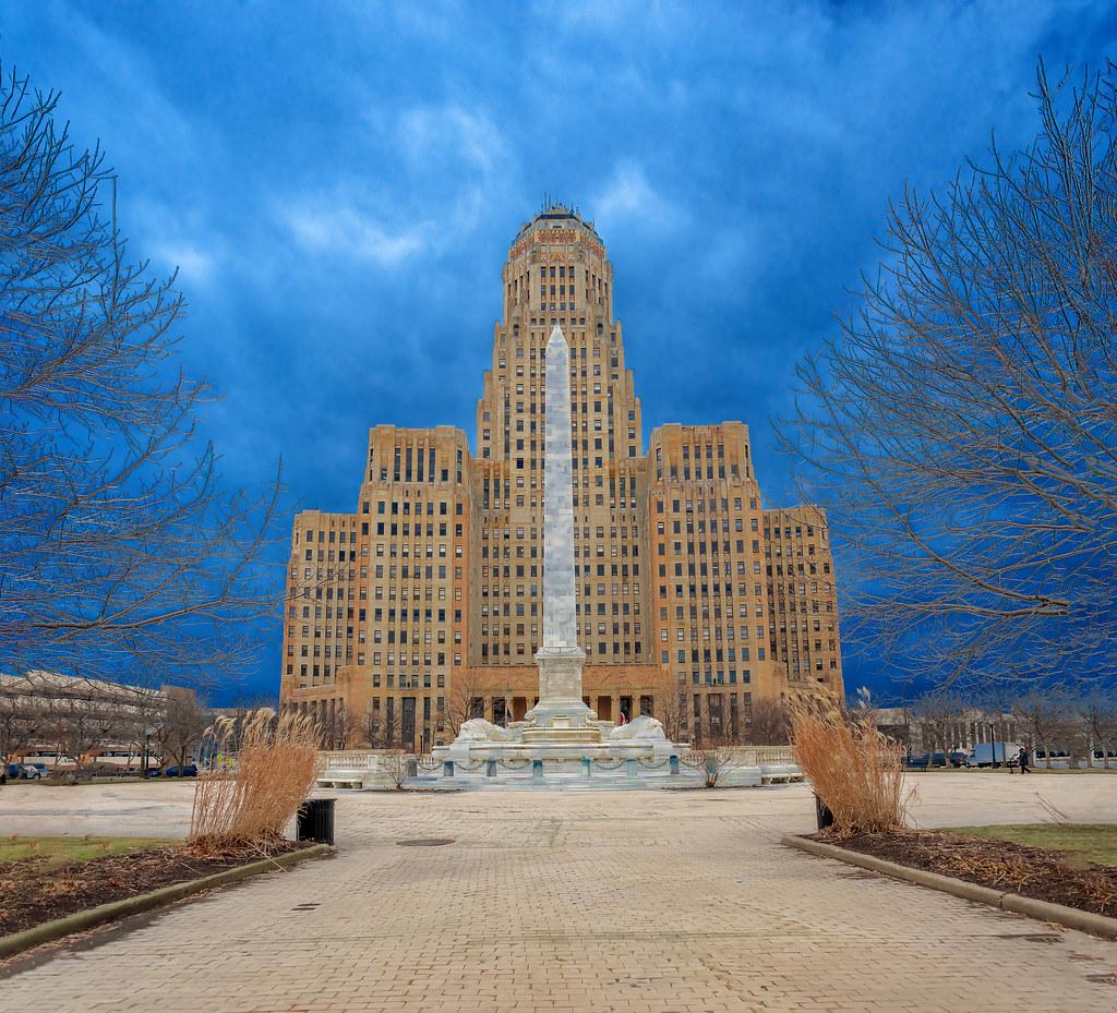 Buffalo City Hall (Buffalo, New York) | Buffalo City Hall is… | Flickr