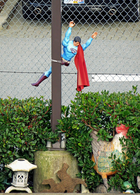 Poor Superman.  And it's only Tuesday.