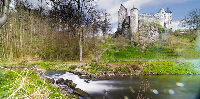 Château de Mielmont -ONOZ(BE)