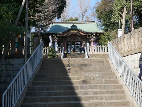 北澤八幡神社(下北沢)