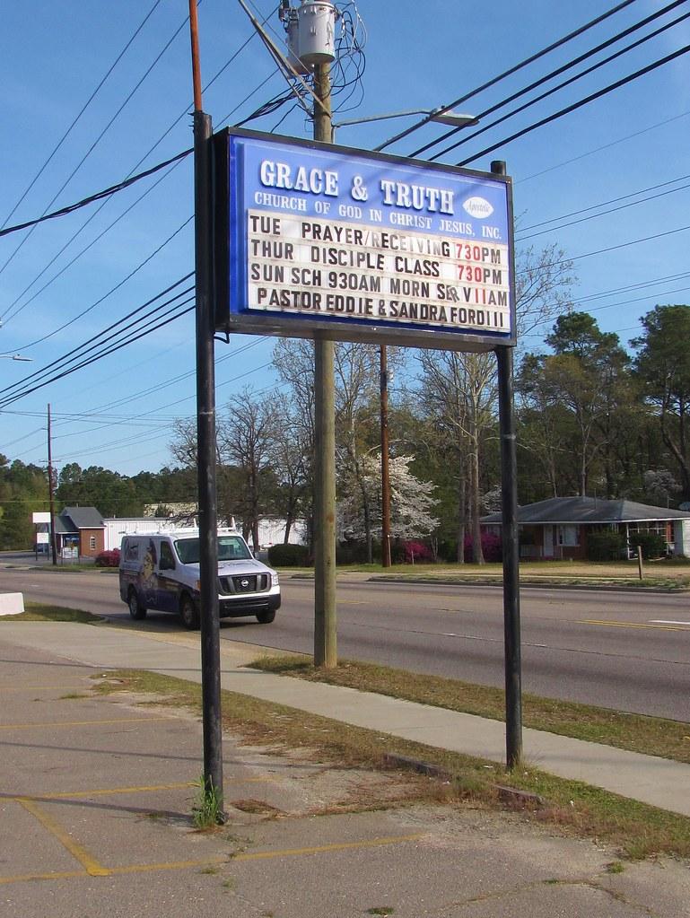 Grace & Truth Apostolic Church of God in Christ Jesus, Inc