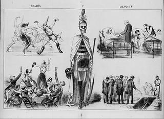 O Mosquito  Rio de Janeiro- [s n], ano 5, n  180, 1873  | Flickr
