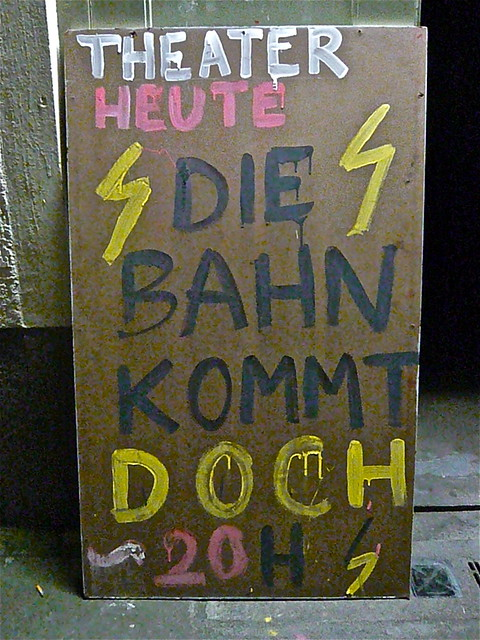 Volksbühne Now, Berlin Neukölln
