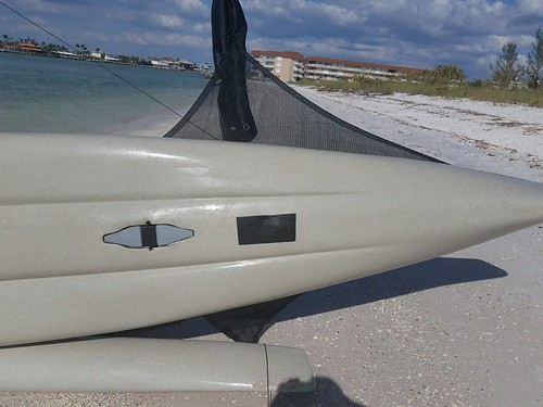 Hull Repairs - Hobie TI | by Wind Watcher