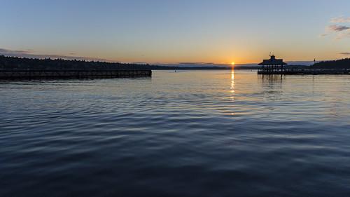 genecoulon beach sunset colors water lakewashington sky outdoor landscape lake shore sun