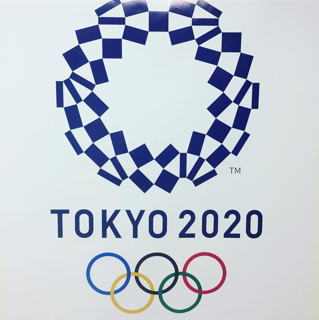 Can't wait to see what this world class city does for its Olympics. Snapped this shot of the 2020 Olympic poster in the one of the subway stations. #olympics #tokyo #tokyo2020 #japan