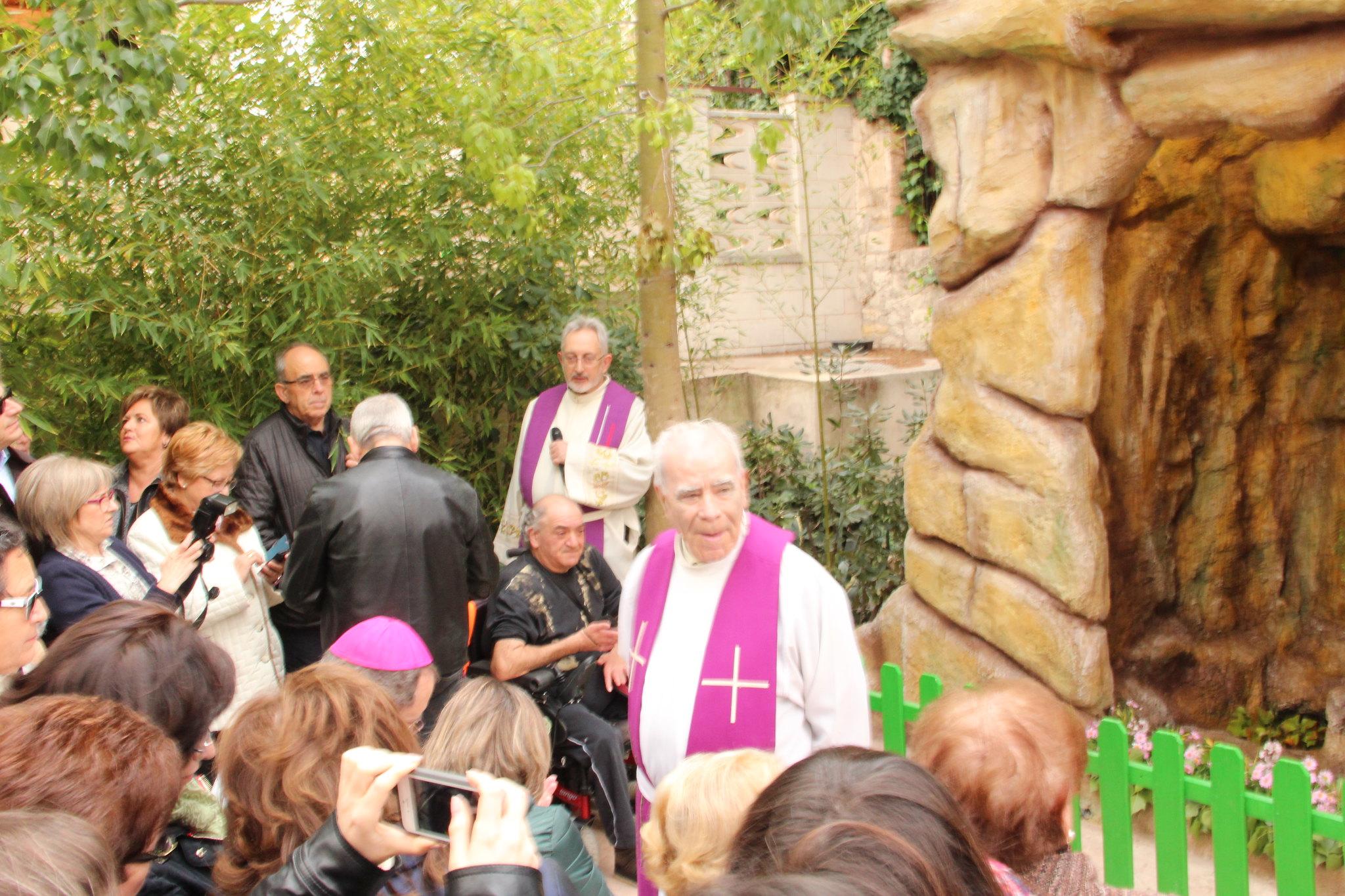 (2016-02-13) - Inauguración Virgen De Lourdes, La Molineta - Archivo La Molineta (064)