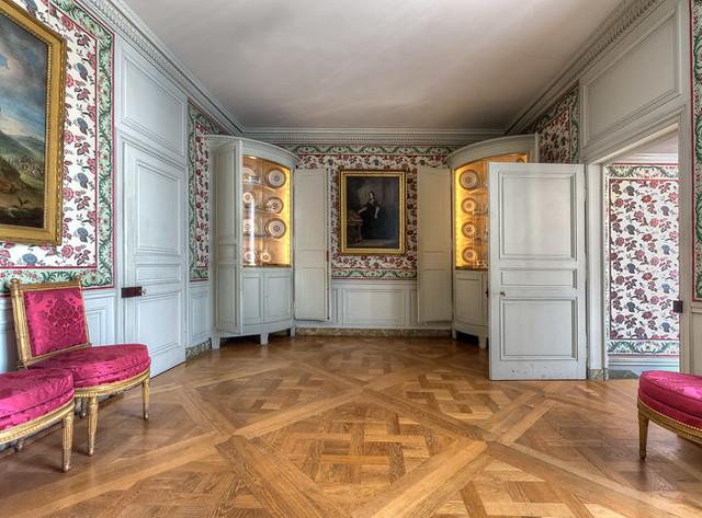 Appartements privés de Marie-Antoinette - 16/32 | Salle à ma… | Flickr