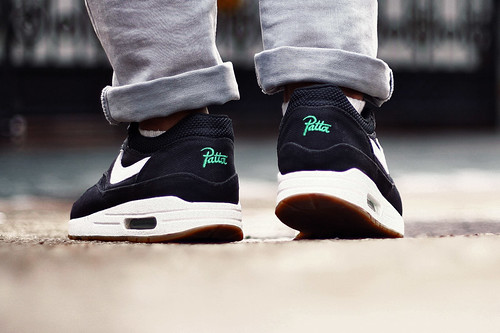 "Nike Airmax 1 x Patta ""Lucky Green"" 