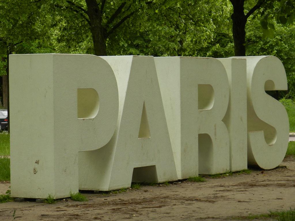Paris, en toutes lettres