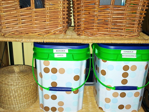 Recycled Storage Solution-Bins | by Allspire