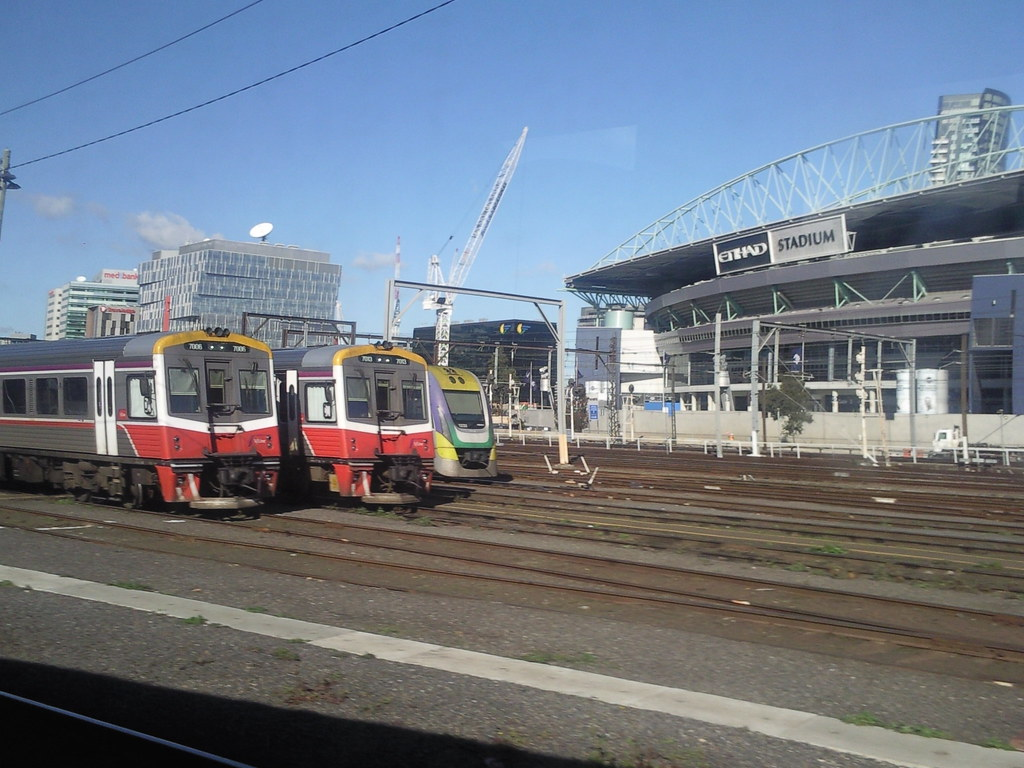Stadium View by Noah_Clancey