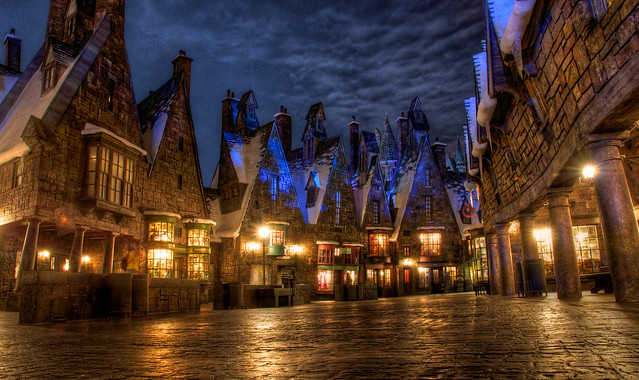 Wizarding World of Harry Potter: Shopping in Hogsmeade