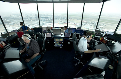 Inside Heathrow Air Traffic Control Tower | by NATS - UK air traffic control