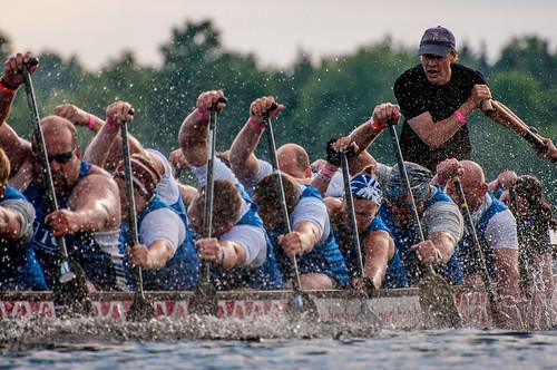 Der Käptn will Wasserski fahren... | by astielau