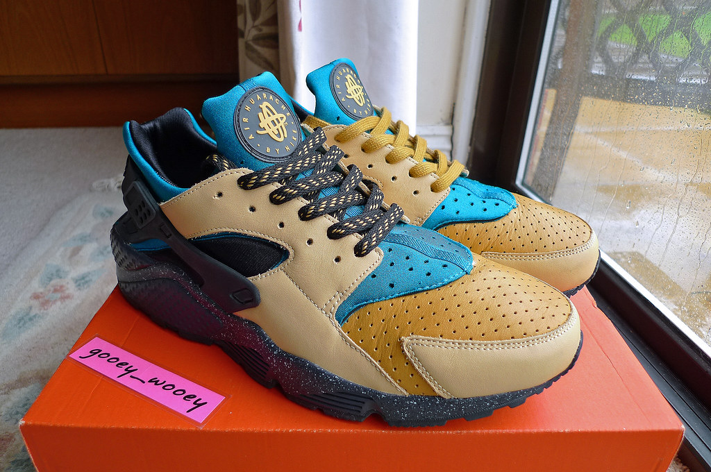 look for picked up save up to 80% Nike Air Huarache LE ACG Mowabb Pack 'Doetan/ Tropical Tea ...