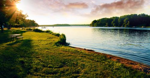 road trip sunset lake wisconsin explore bestofblinkwinners