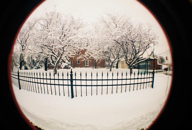 Y'a longtemps, il a neigé - II